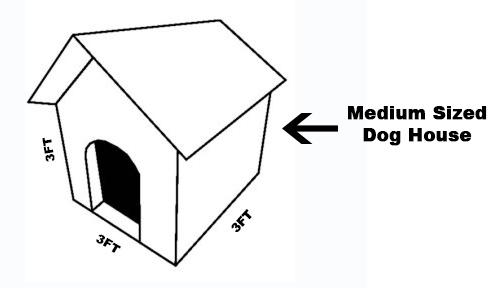 dog-house-drawing