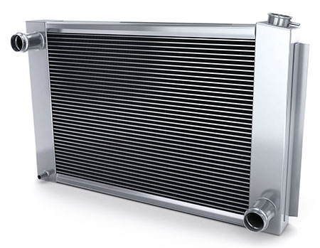 Air-to-Liquid Heat Exchanger
