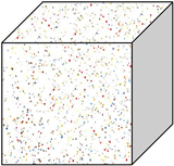 one standard cubic foot
