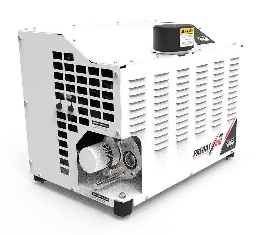 VMAC Hydraulic Air Compressor