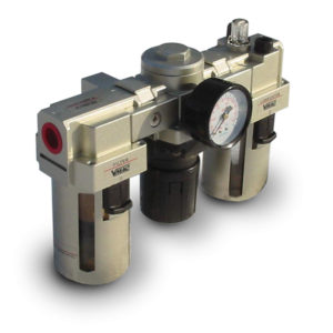 FILTER REGULATOR LUBRICATOR (FRL) – 70 CFM