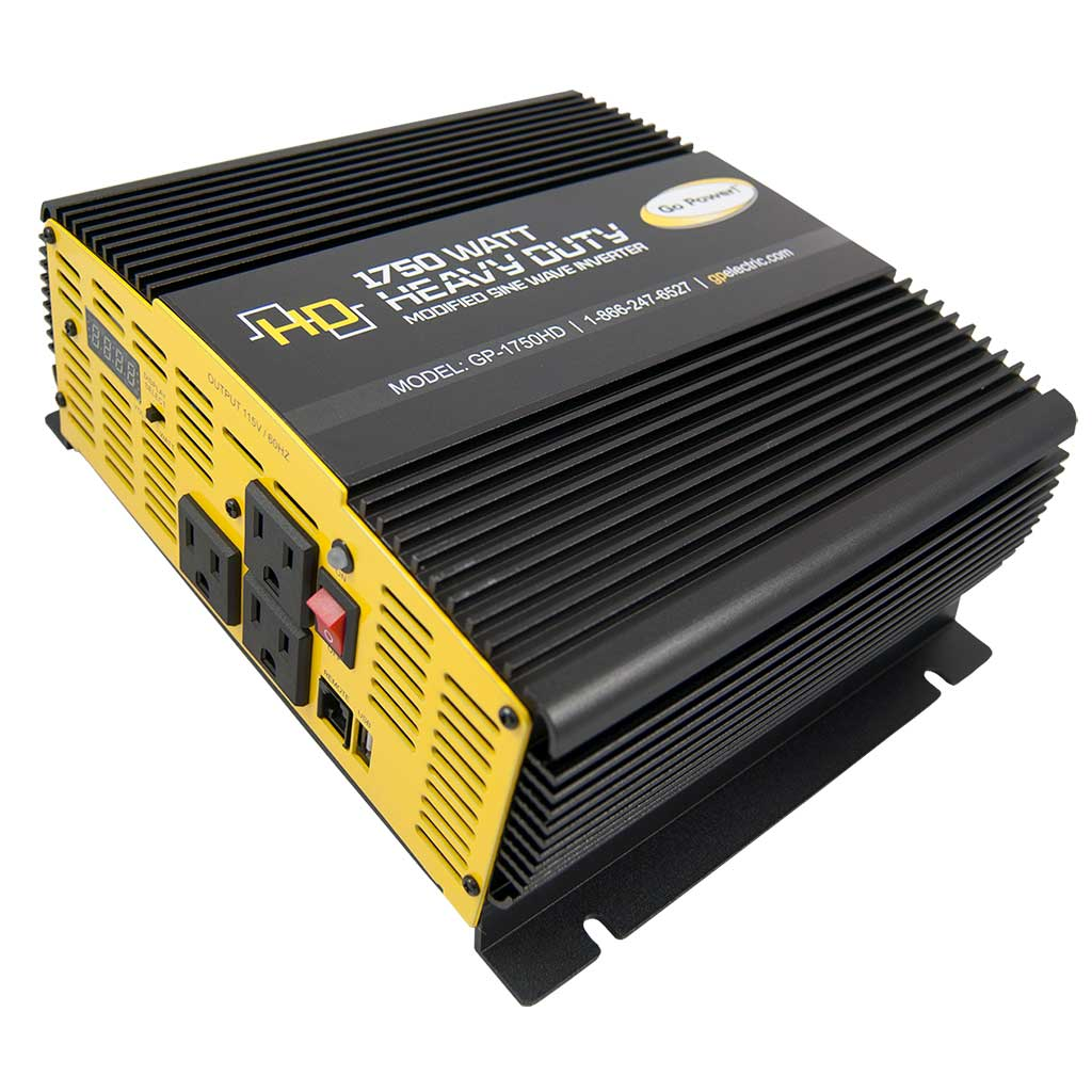 1,750 W Power Inverter