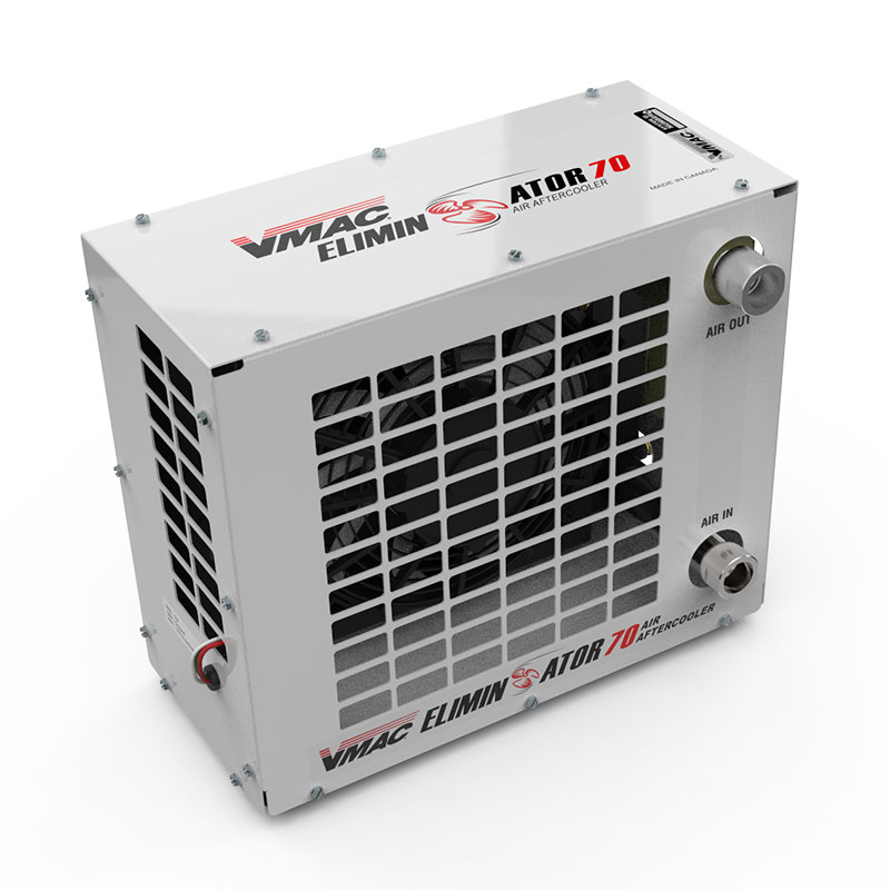 Air AfterCooler – 70 CFM
