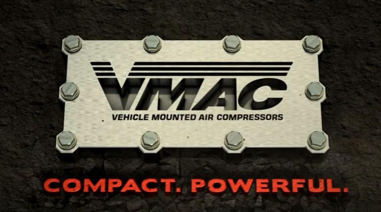 VMAC UNDERHOOD 150 CFM Air Compressor