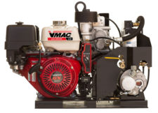 Gas Driven Air Compressors