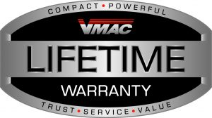 VMAC LIFETIME WARRANTY