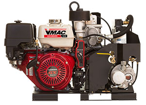 VMAC Gas Driven Air Compressor