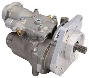 Spline Drive Air Compressor
