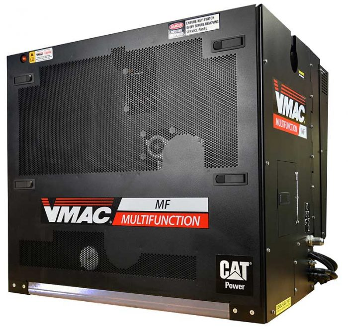 MF-CAT Air Compressor