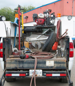 How To Choose A Gas Powered Air Compressor For Your Service Truck | VMAC