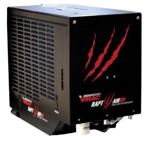 VMAC diesel air compressor