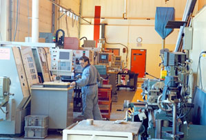 VMAC Machine Shop