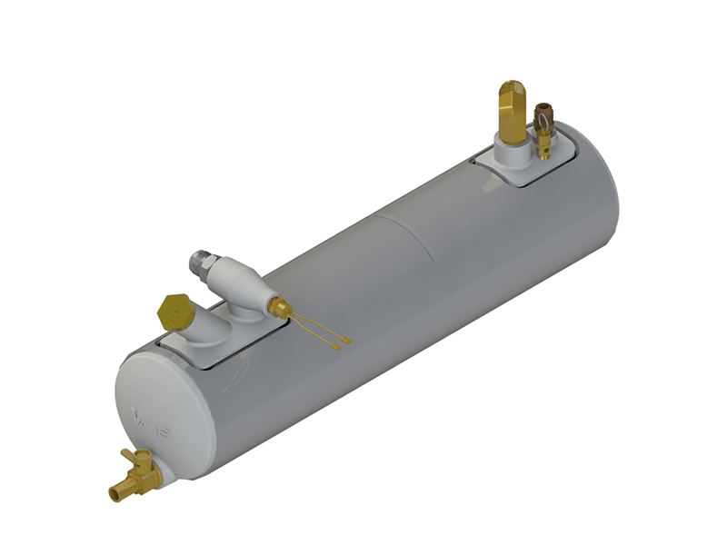 60CFM Primary Air/Oil Separator Tank